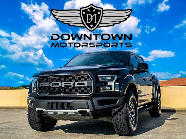 Ford F-150 2017 price $54,998