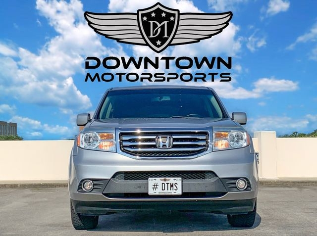 Honda Pilot 2007 price $8,998
