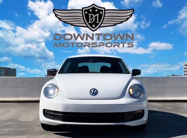 Volkswagen Beetle Coupe 2013 price $9,988