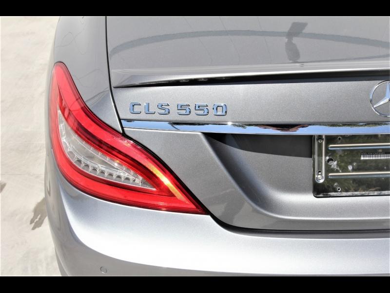 Mercedes-Benz CLS-Class 2012 price $26,855