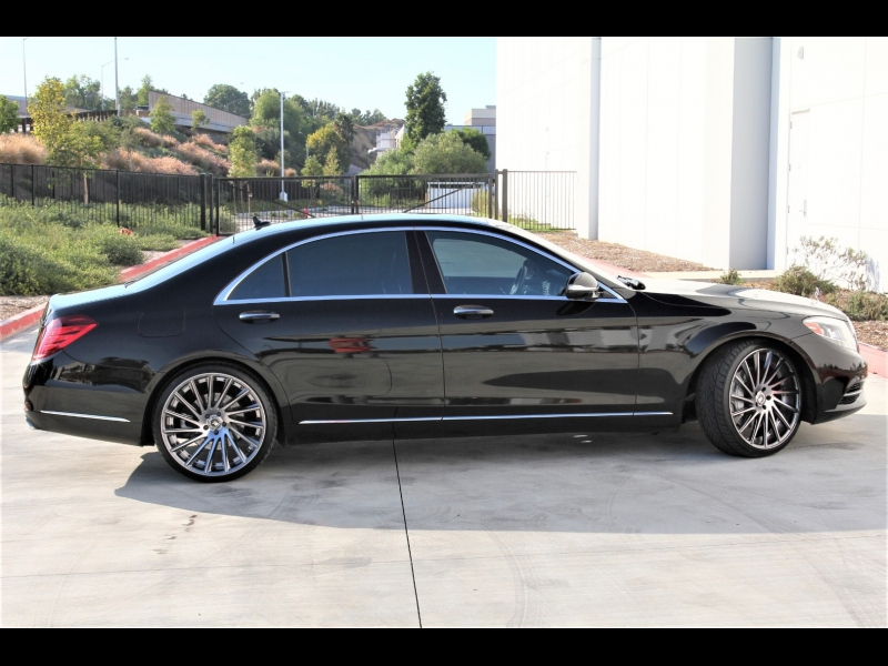 Mercedes-Benz S-Class 2015 price $39,955