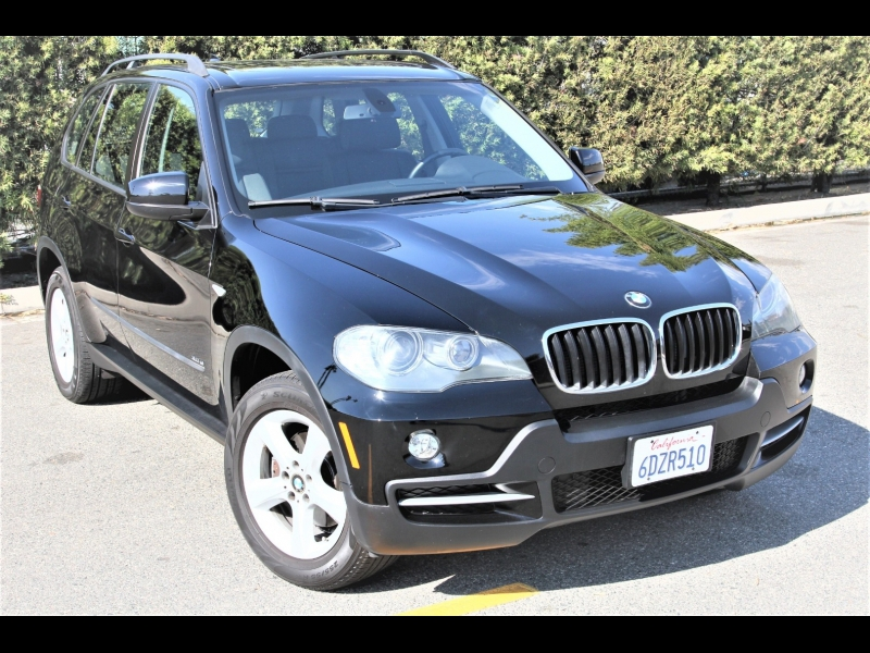 BMW X5 2008 price $11,855