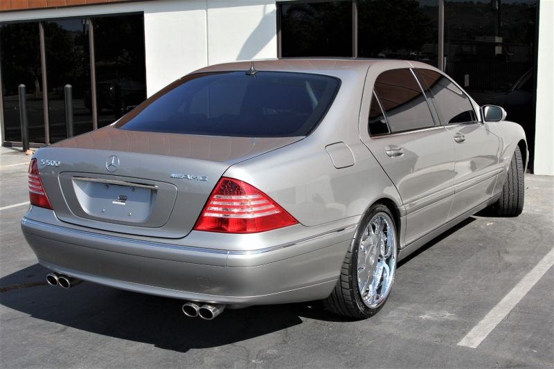 Mercedes-Benz S-Class 2005 price $13,855