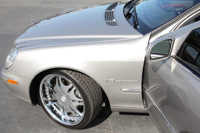 Mercedes-Benz S-Class 2005 price $14,855