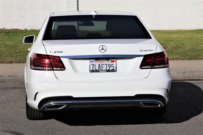 Mercedes-Benz E 250 BlueTEC 4MATIC 2015 price $21,955