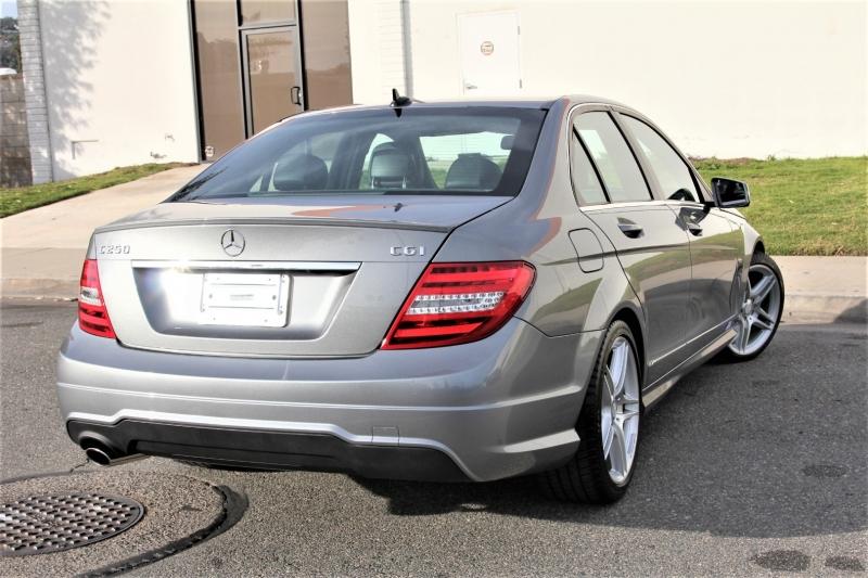 Mercedes-Benz C-Class 2012 price $11,955