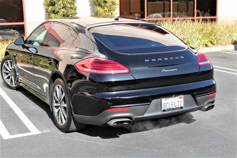 Porsche Panamera 2016 price $44,955