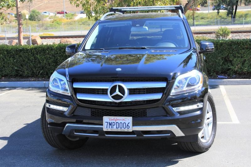 Mercedes-Benz GL-Class 2015 price $28,855