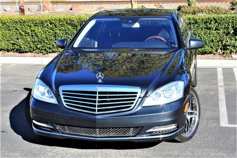 Mercedes-Benz S-Class 2012 price $19,855