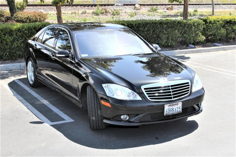 Mercedes-Benz S-Class 2008 price $17,855