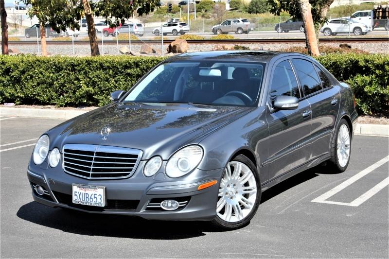 Mercedes-Benz E-Class 2007 price $9,855