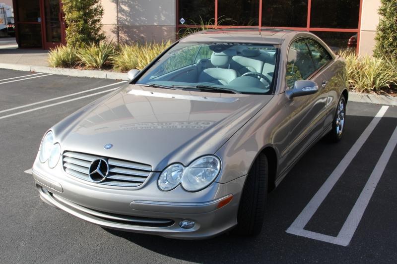 Mercedes-Benz CLK-Class 2004 price $10,855