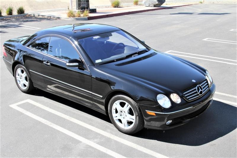 Mercedes-Benz CL-Class 2004 price $16,855