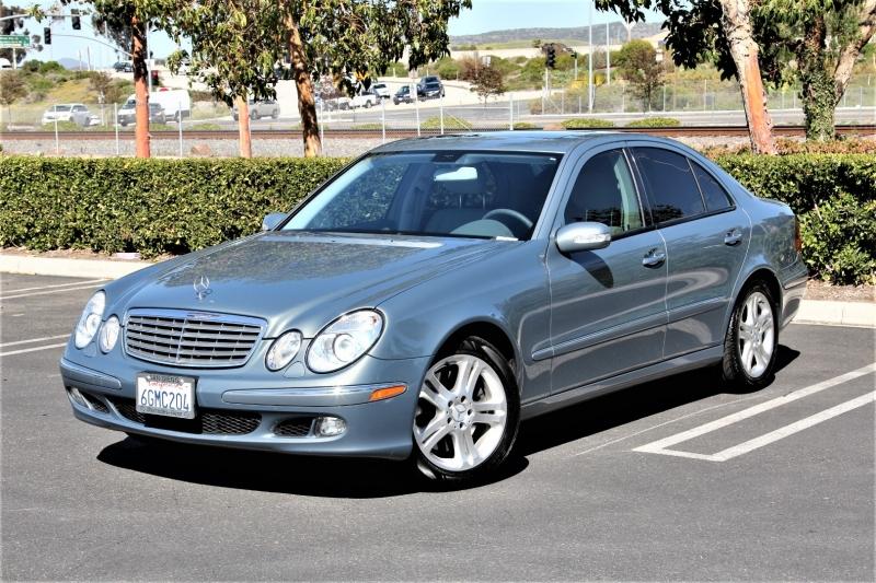 Mercedes-Benz E-Class 2005 price $13,855