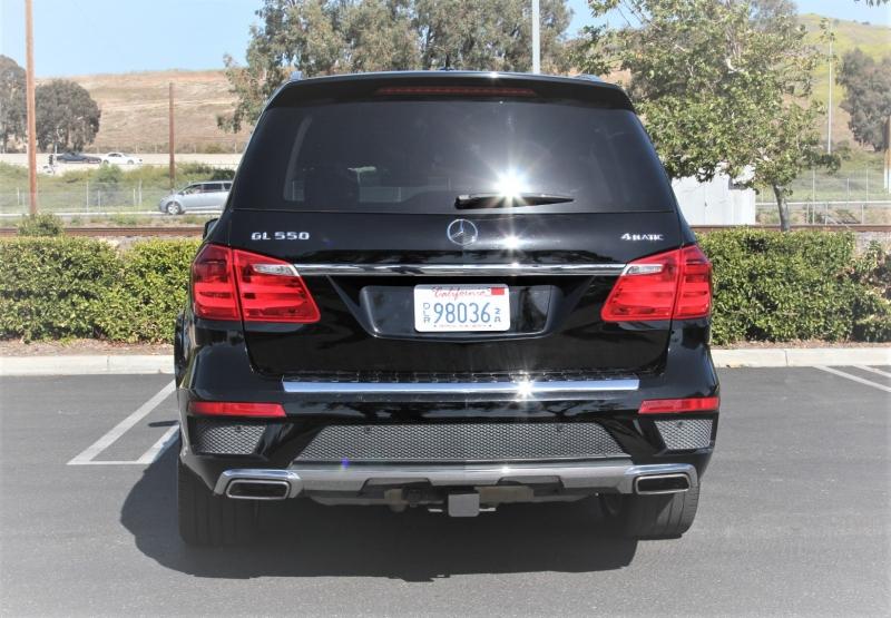 Mercedes-Benz GL-Class 2015 price $37,955