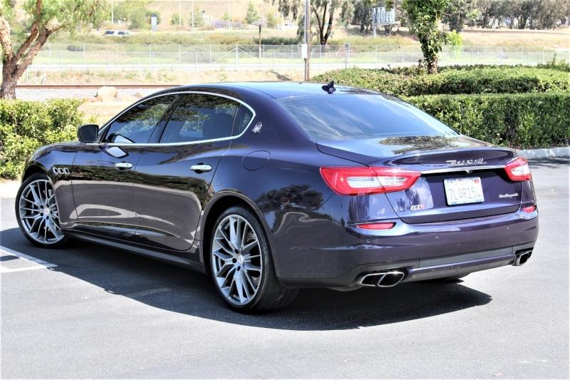 Maserati Quattroporte V 2014 price $36,855