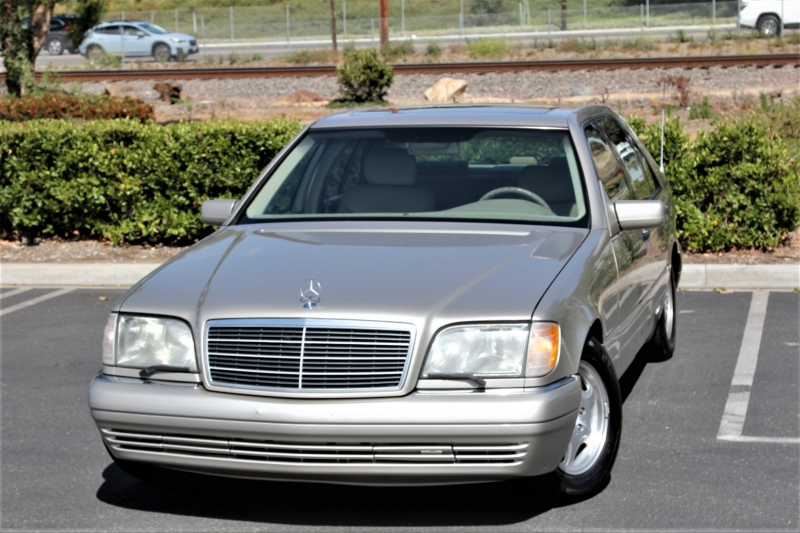 Mercedes-Benz S-Class 1999 price $10,955