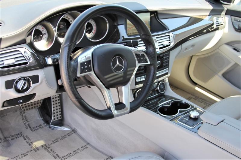 Mercedes-Benz CLS-Class 2014 price $33,955