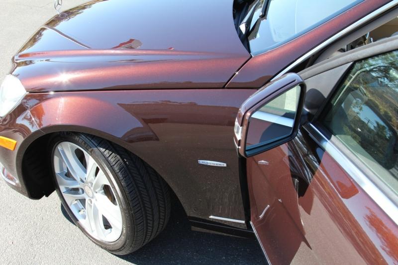 Mercedes-Benz C-Class 2012 price $13,955