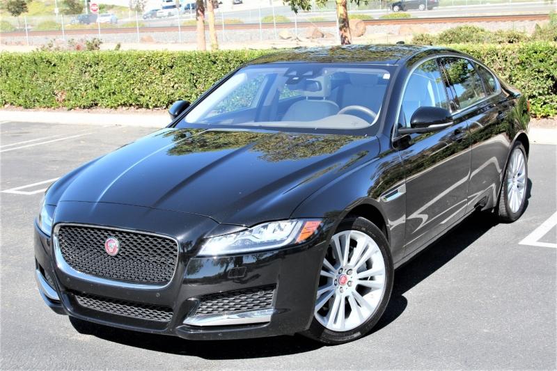 Jaguar XF 2018 price $35,955
