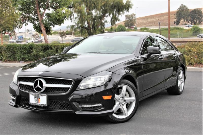 Mercedes-Benz CLS-Class 2013 price $31,955