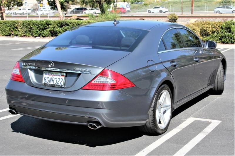 Mercedes-Benz CLS-Class 2009 price $20,855