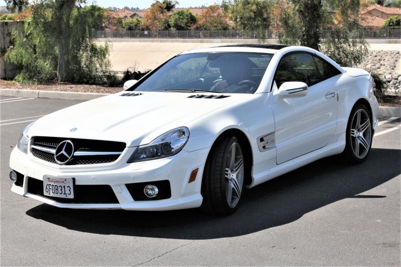Mercedes-Benz SL-Class 2009 price $46,955