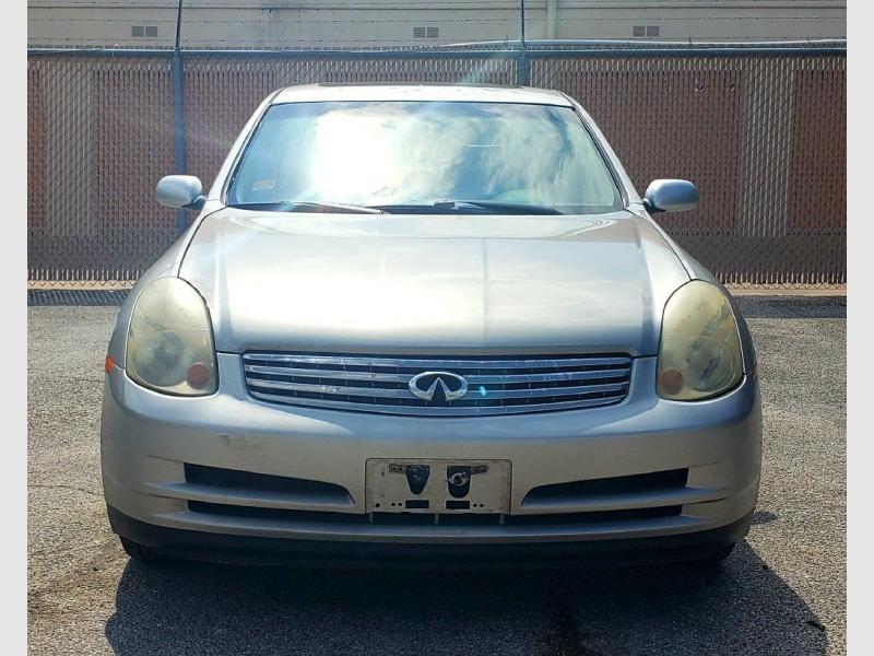 INFINITI G35 2004 price $4,995