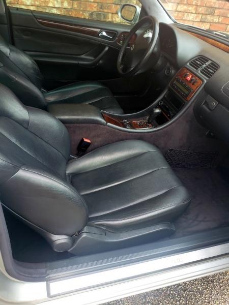 MERCEDES-BENZ CLK 2000 price $4,300