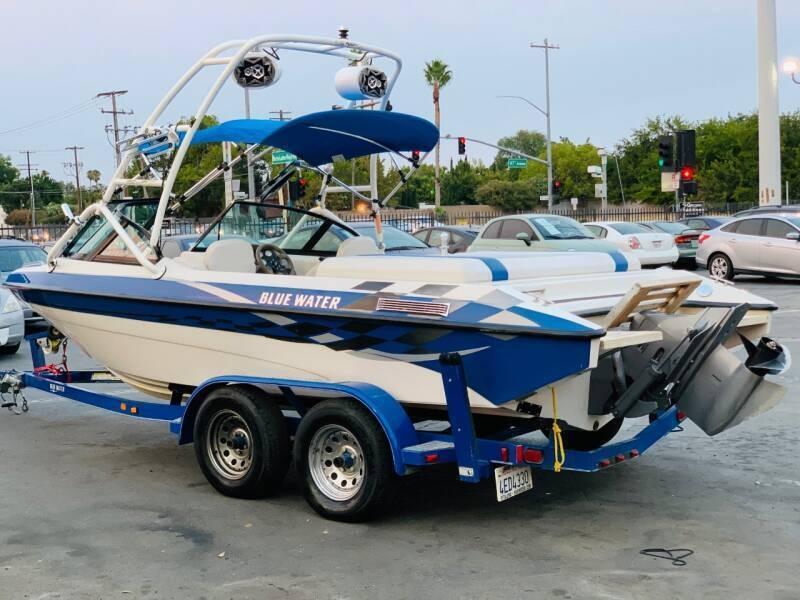 BLUE WATER VOLVO PENTA XS 2003 price $16,995