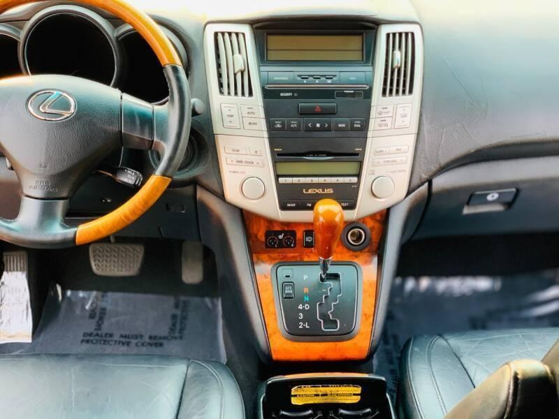 Lexus RX 350 2008 price $7,495