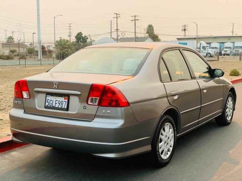 Honda Civic 2004 price $4,495