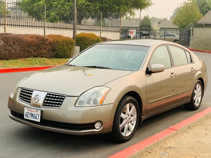 Nissan Maxima 2005 price $4,995