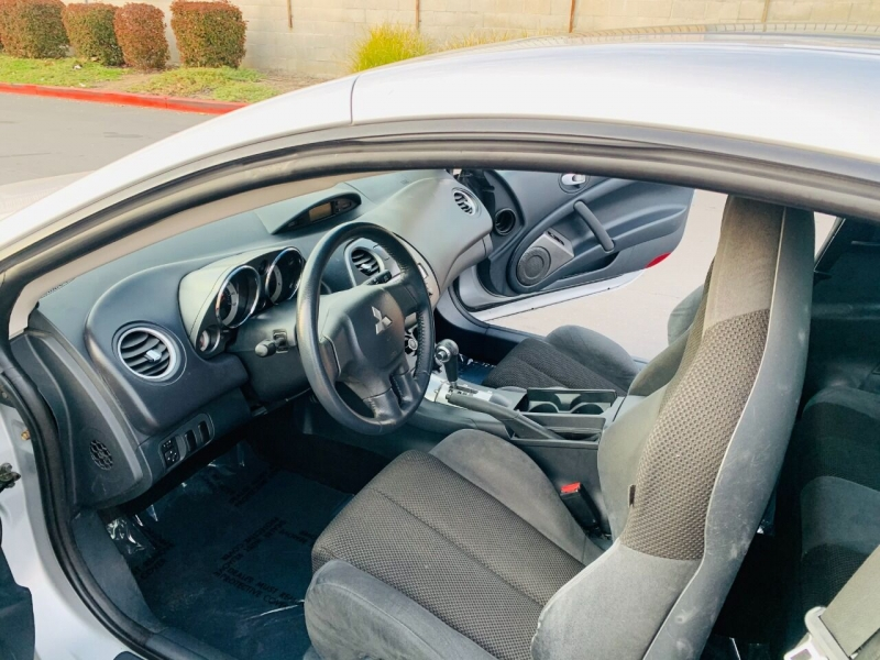 Mitsubishi Eclipse 2007 price $4,995