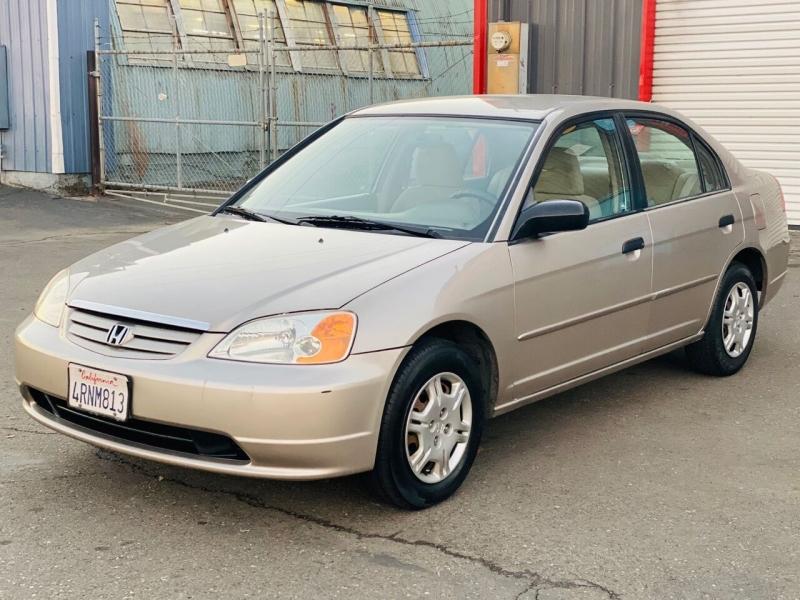 Honda Civic 2001 price $3,495