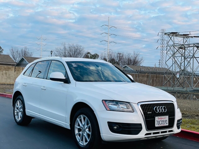 Audi Q5 2010 price $7,995