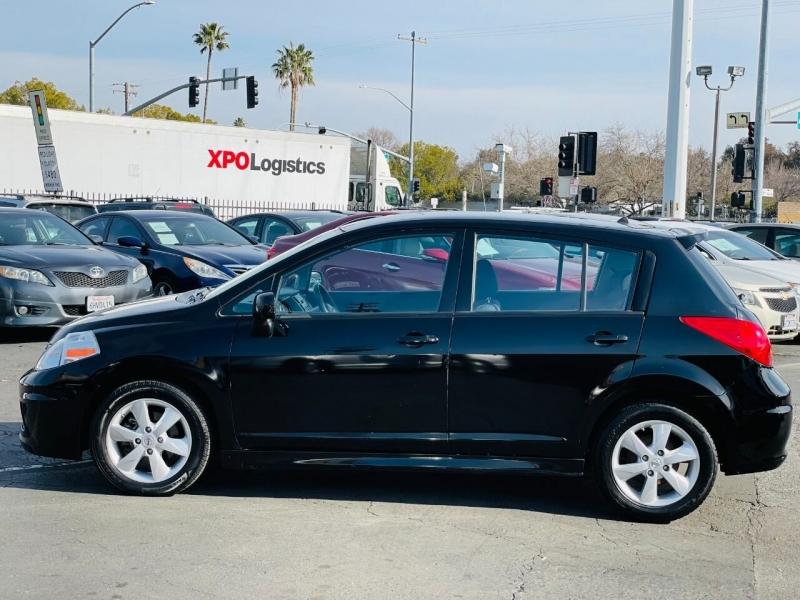 Nissan Versa 2010 price $5,495