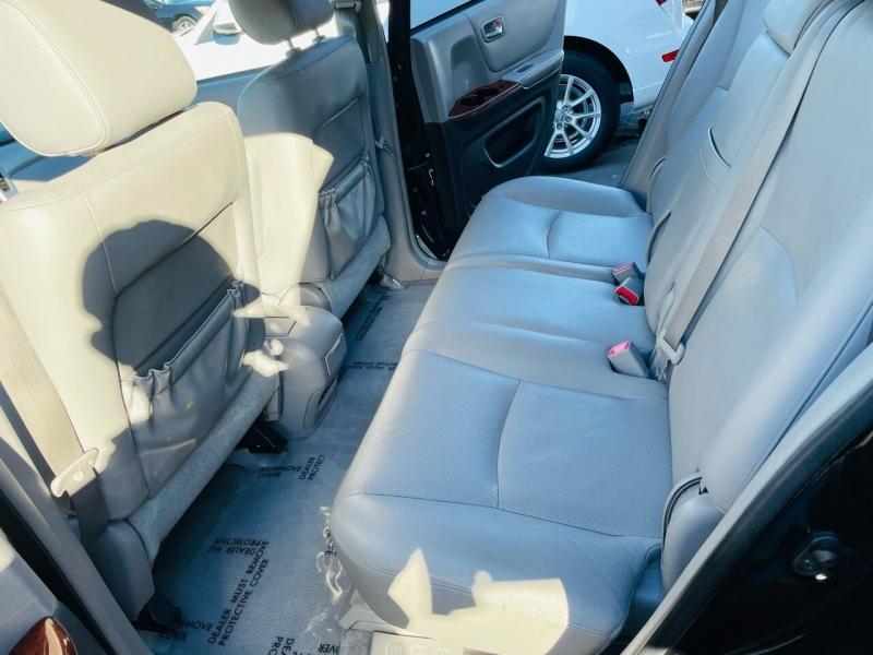 Toyota Highlander 2006 price $5,495