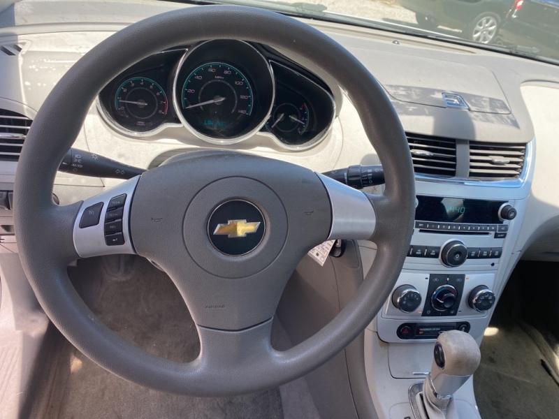 CHEVROLET MALIBU 2012 price $8,750