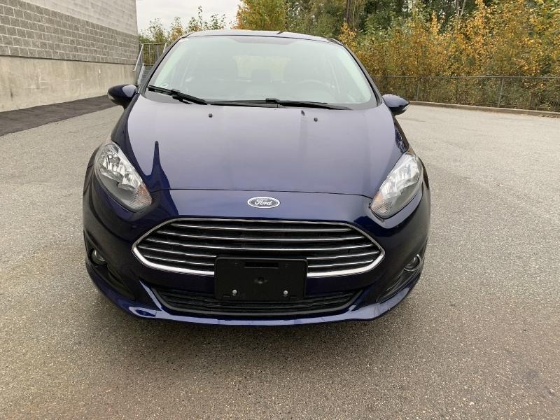 Ford Fiesta 2016 price $7,980