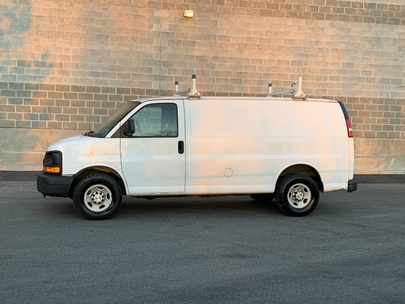 Chevrolet Express Cargo Van 2008 price $9,980