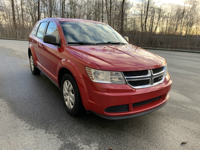 Dodge Journey 2015 price $7,590