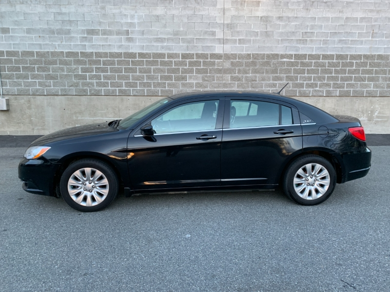Chrysler 200 2014 price $6,500