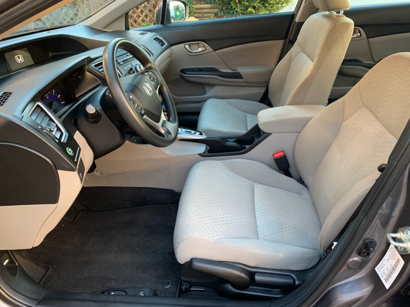 Honda Civic Sedan 2015 price $10,500