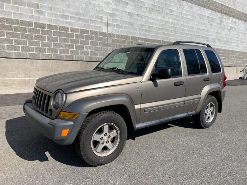 Jeep Liberty 2007 price $5,800