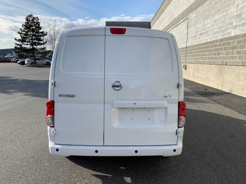 Nissan NV200 Compact Cargo 2017 price $0