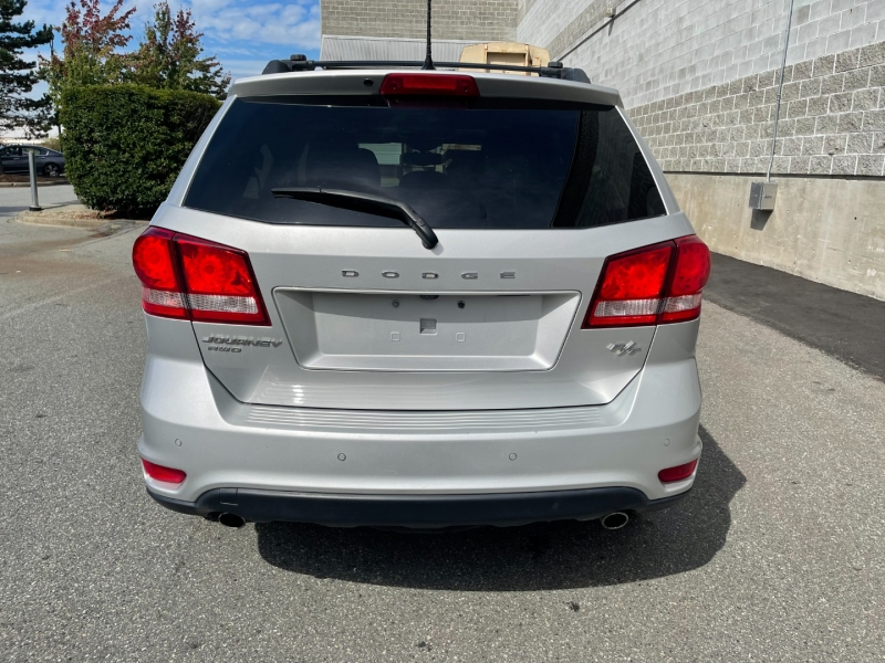 Dodge Journey 2014 price $10,980