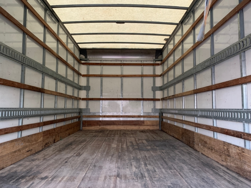 Isuzu NPR HD 16 FT Box Truck 2015 price $27,900