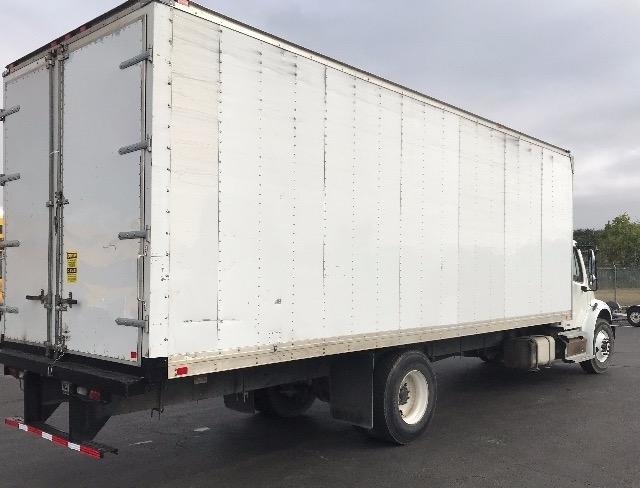 Freightliner M2 26FT BOX 102,102 2012 price $29,800