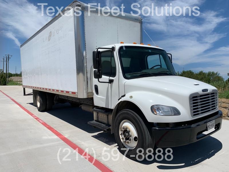 Freightliner M2 28FT BOX 103, 102 2017 price $37,900